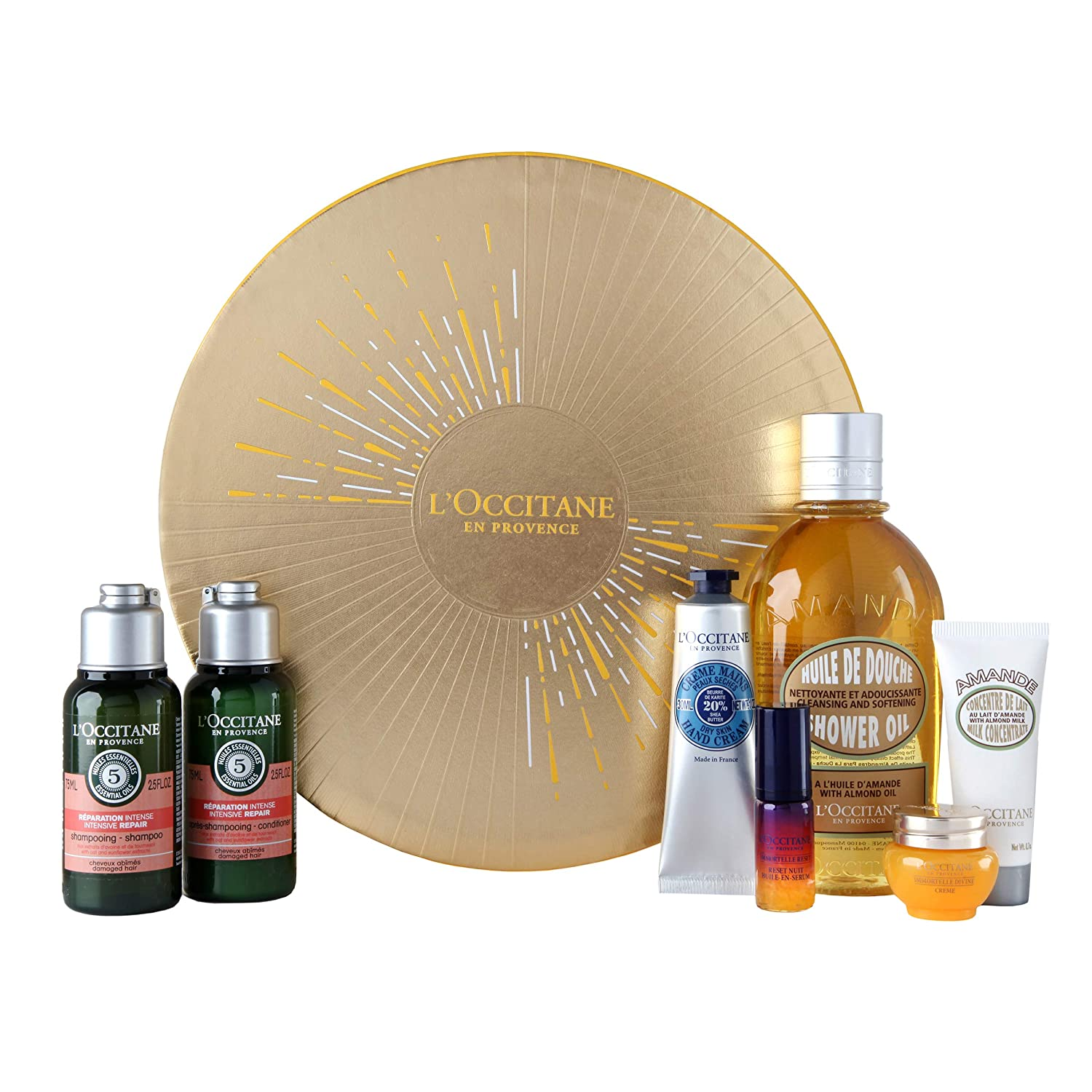 L'Occitane Head-to-toe Beauty Favorites Kit: Premium Beauty
