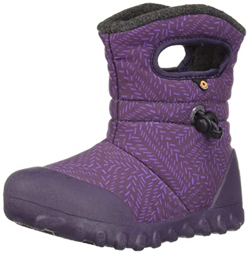 3f0556e6c5 Bogs Baby B-MOC Puff Owl Winter Snow Boot (Toddler)