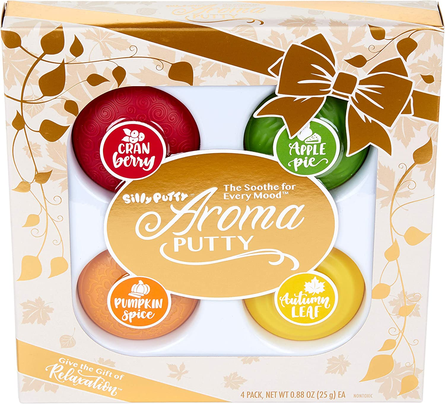 Crayola Aroma Putty, Silly Putty Alternative, Gift Set, 4 Count: Toys & Games