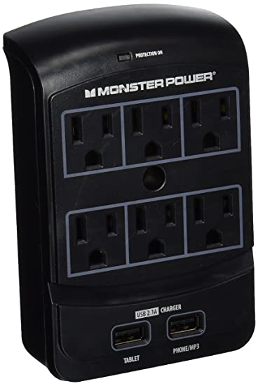 Review Monster Power - Home