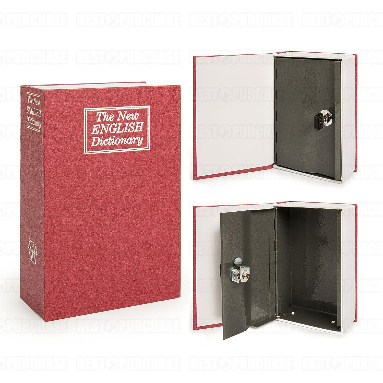 Cassaforte segreta, a forma di libro Libro caja fuerte