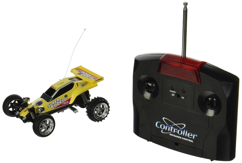 Mini Buggy Radio Controlled Car, Yellow