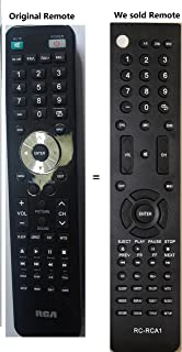 New RCA Replaced remote RC-RCA1 fit for RCA WD11452 WD12143 WD12372 WD11392 WD12422 WD12192 & Amazon.com: New COBY ATSC Converter box Remote control RC-032 ... Aboutintivar.Com
