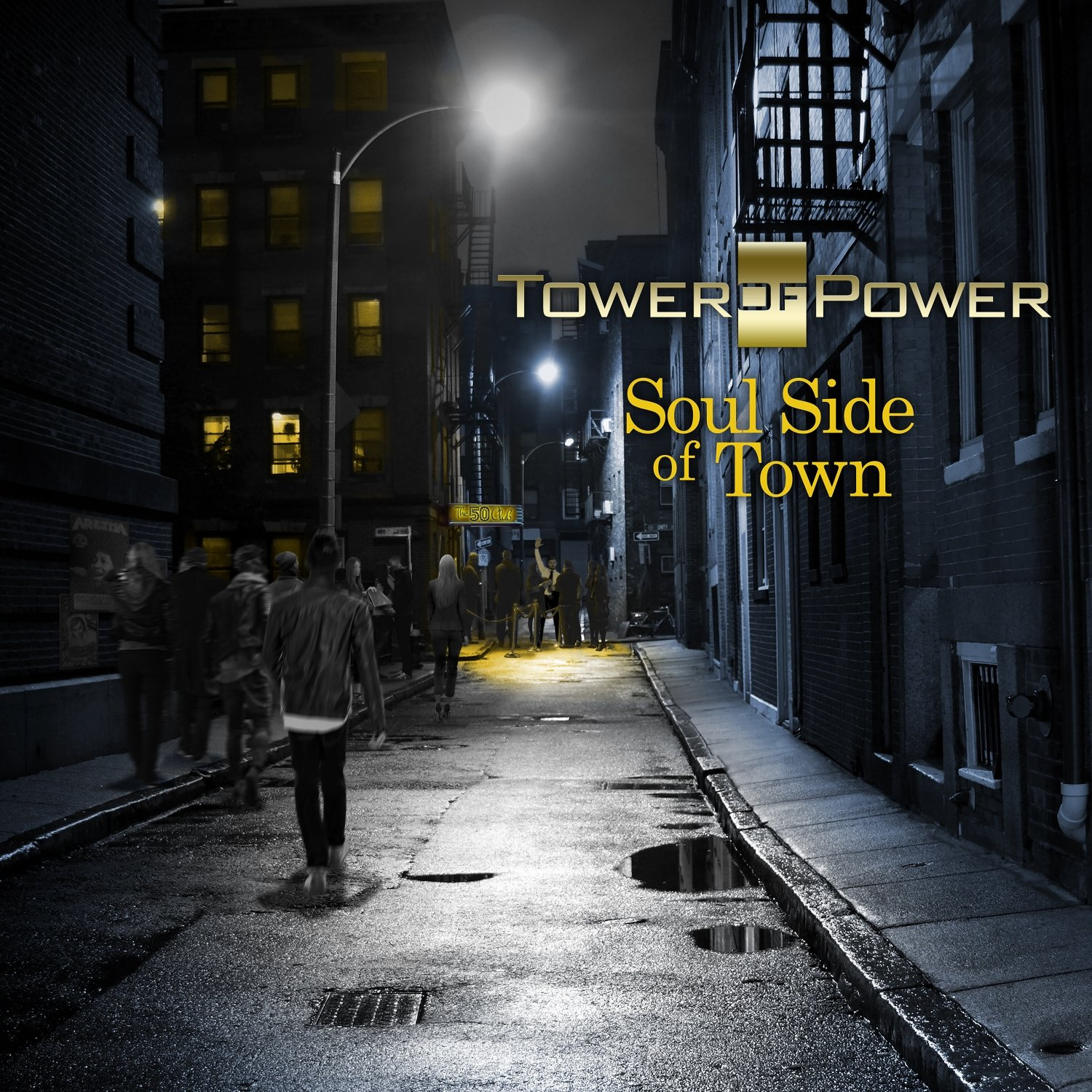 Tower of Power: Soul Side of Town by ARJY9