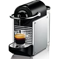 Delonghi Machine à café Nespresso en 125 (1260 W, 0,7 l, Pixie Electric)
