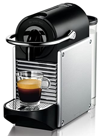 Amazon.com: DeLonghi EN 125.s Nespresso Pixie by de Longhi ...