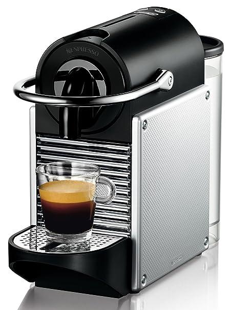 Amazon.com: DeLonghi EN 125.S Nespresso Pixie 0132.190517 ...