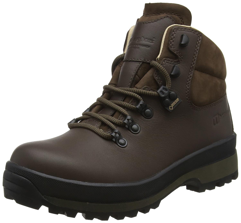 Berghaus Damen Explorer Active M Gore-tex Walking Stiefel Trekking-& Wanderstiefel, schwarz dunkelgrau, 39.5 EU