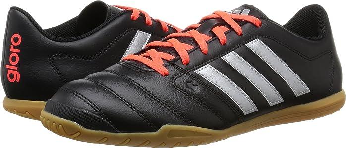adidas Gloro 16.2 IN, Botas de fútbol para Hombre, (Core Black ...