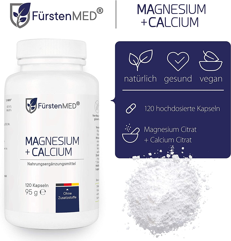 magnesium med citrat