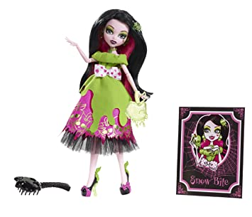 Fairy BitesBambola Tale X4484 High Mattel Snow Monster erxodCWB