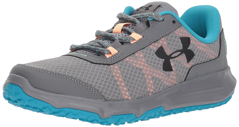 Under Armour Women's Toccoa Running Shoe B077452R63 10.5 M US Steel (102)/Venetian Blue