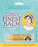 The Unemployed Philosophers Guild Jane Austen's Finest Balm - Lip Balm - Made in The USA