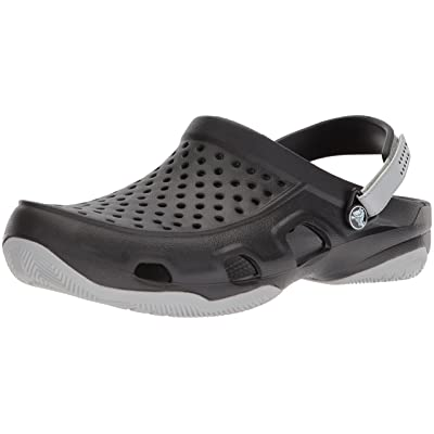 Crocs Men's Swiftwater Deck Clog | Shoes