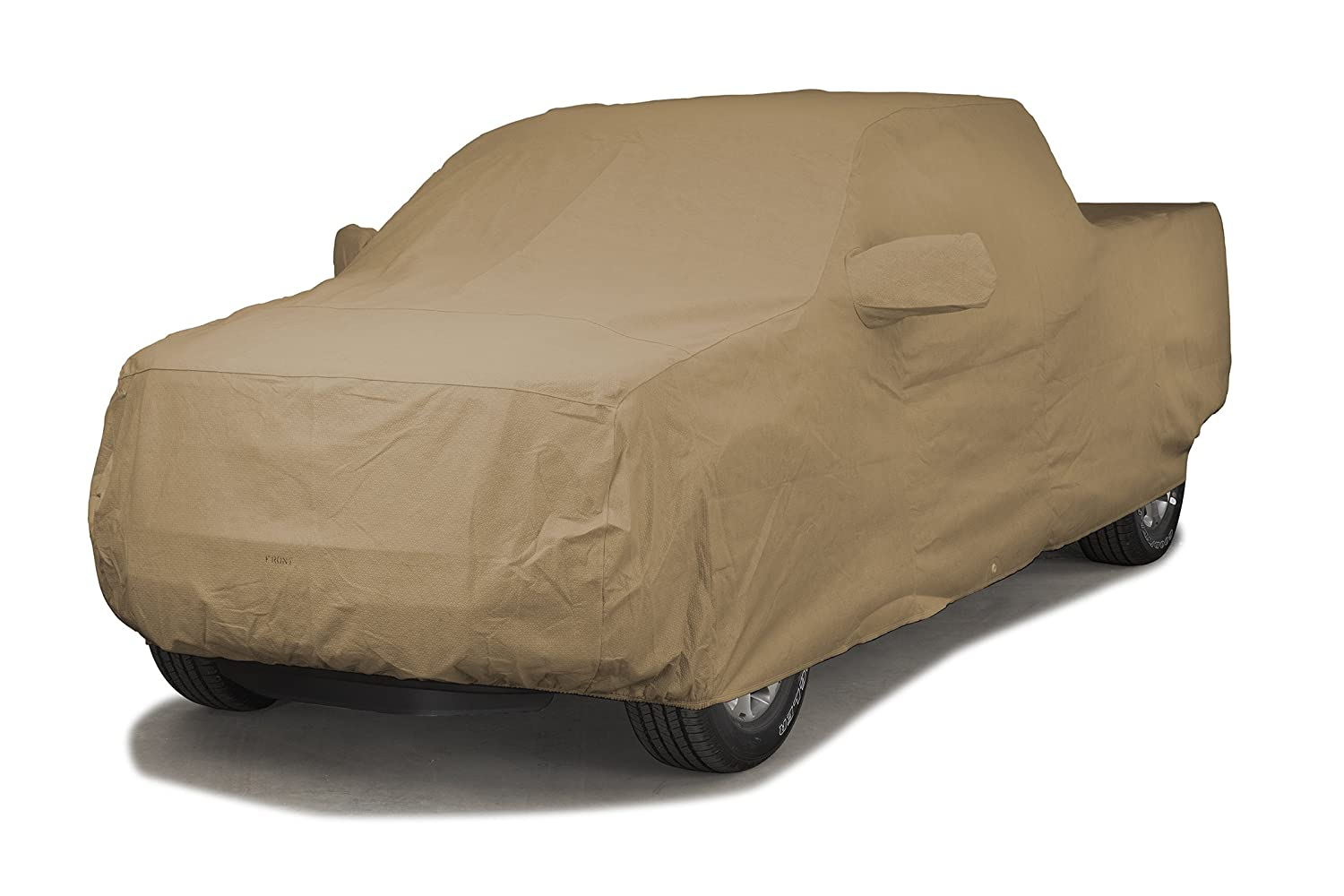 Covercraft Custom Fit Car Cover For Ford F 150 380 2004 Xlt Supercab Deluxe Fabric Taupe Automotive