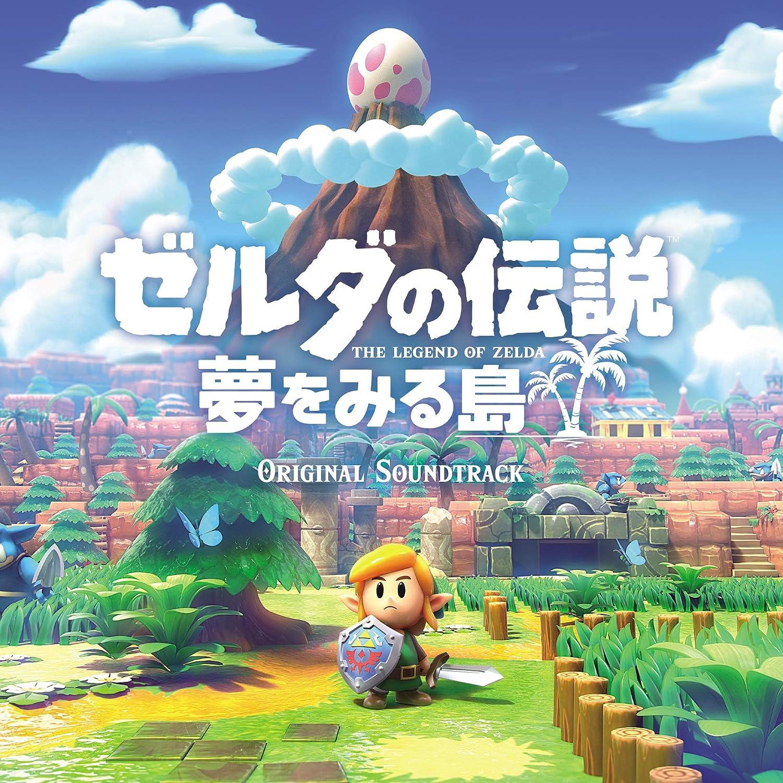 The Legend of Zelda  Link/'s Awakening Original Soundtrack Japan 4 CD Set NEW