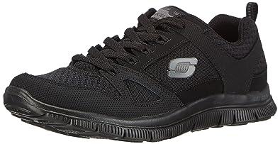 Beautiful Skechers Women's AgilityPerfect Fit Low-Top Sneakers Black