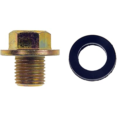 Dorman 65263 AutoGrade Oil Drain Plug: Automotive