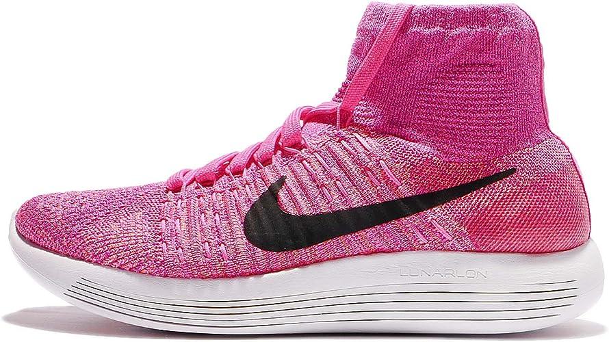 Nike Wmns Lunarepic Flyknit, Scarpe da Running Donna