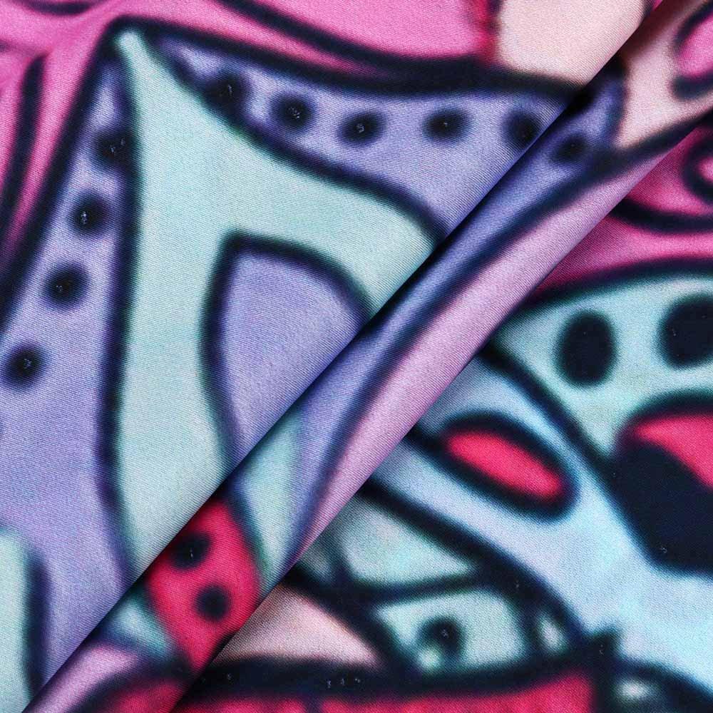 Motif de fleurs rondes tapisserie plage serviette nappe pique-nique tapis moderne chambre d/écoration de la maison
