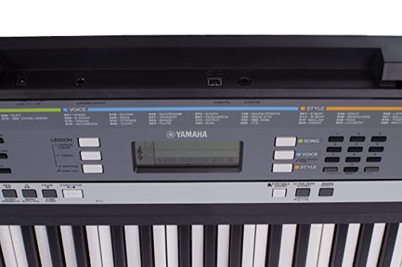 Yamaha YPT-240 – Teclado digital, se puede conectar a iPhone, iPad o iPod Touch*: Amazon.es: Instrumentos musicales