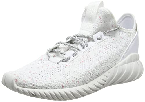 new style 7acd6 d1c78 adidas Tubular Doom Sock PK, Scarpe da Fitness Uomo, Bianco (Ftwbla Gritre