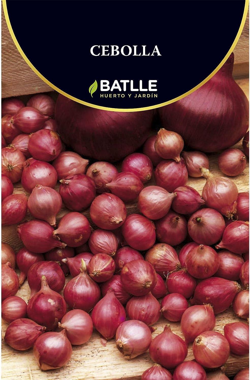 Batlle 011810bols - Bulbillos de Cebolla roja: Amazon.es: Jardín