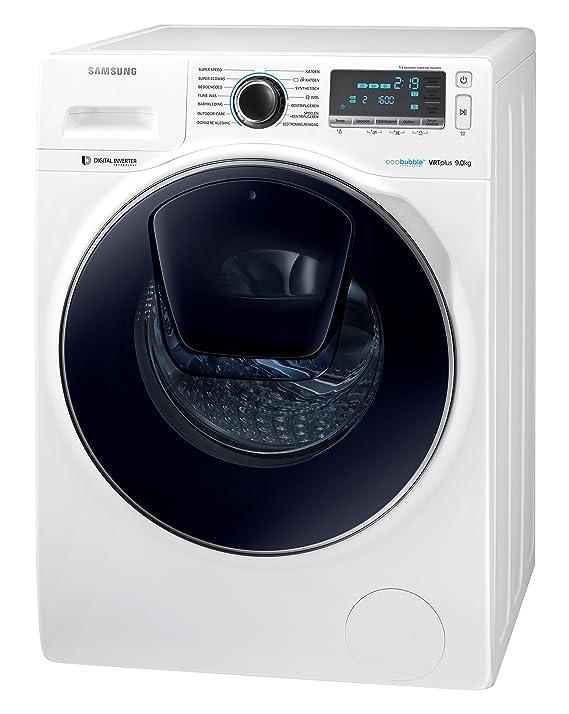 Samsung WW90K7605OW - Lavadora (Independiente, Carga frontal ...
