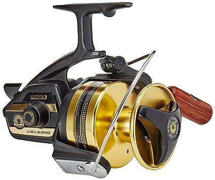 2e92367015a Amazon.com : Daiwa Black Gold BG90 BG 90 Saltwater Spinning Reel ...