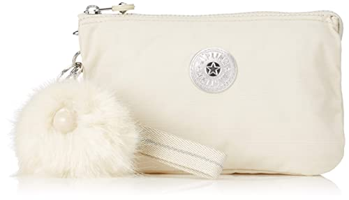 Kipling - Creativity Xl, Monederos Mujer, Blanco (Dazz White ...