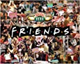 Friends TV Show Collage Jigsaw Puzzle - 1000 Pieces - 30in x 24in