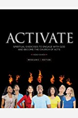 Activate [Messianic Edition]: Spiritual Exercises to Engage with God and Become the Church of Acts Kindle Edition