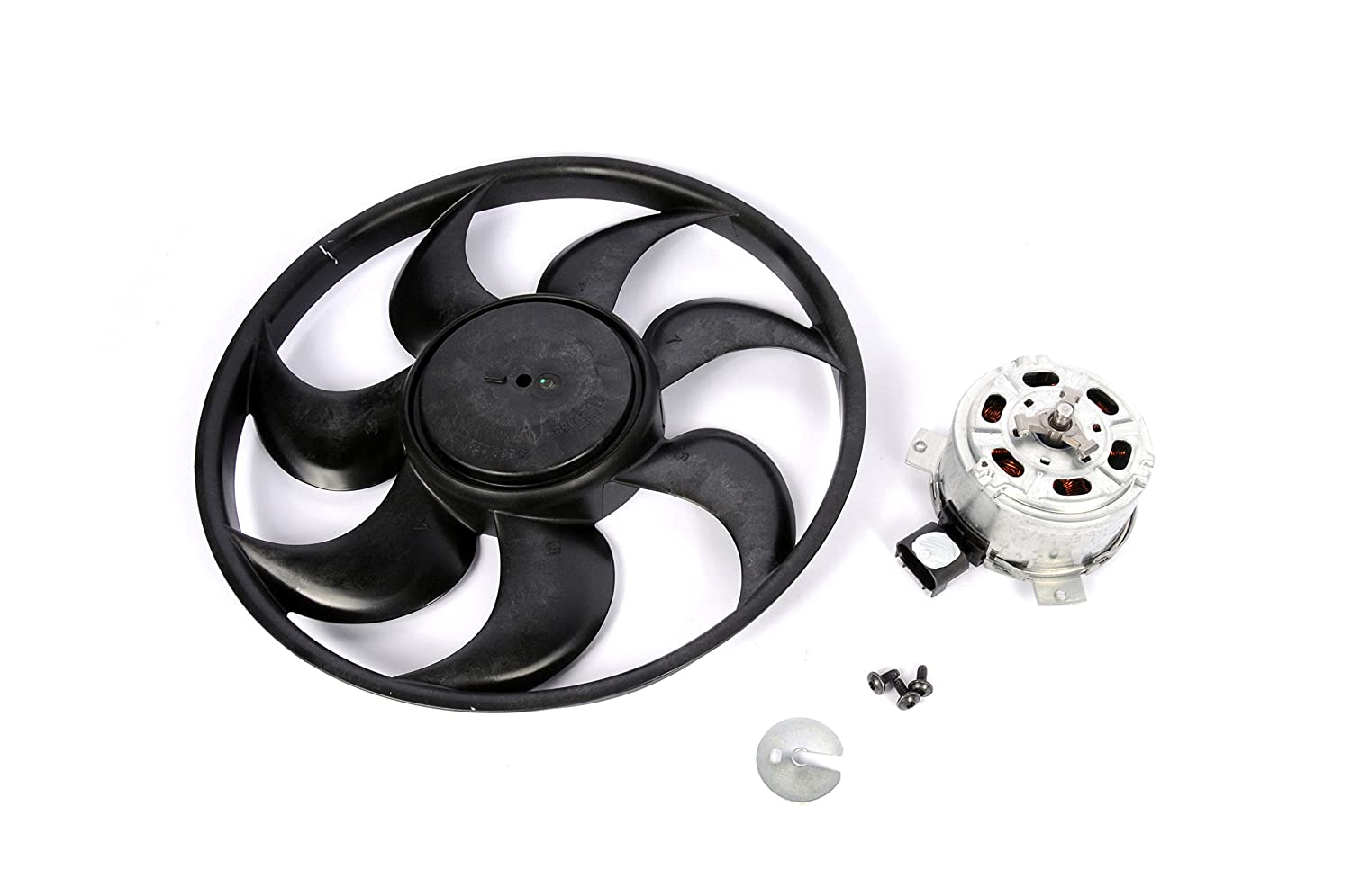 ACDelco 15-81745 GM Original Equipment Engine Cooling Fan Assembly