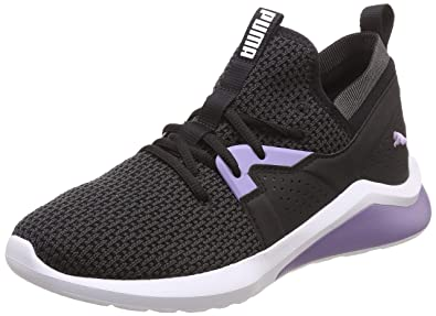 12c79f32c125ca Puma Women s Emergence Cosmic Wn s Black-Sweet Lavender Running Shoes-3  (19234701