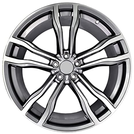 amazon 22 inch staggered wheels rims full set of 4 fit for 2005 BMW X5 Front Suspension amazon 22 inch staggered wheels rims full set of 4 fit for bmw x5 x5m e53 e70 f15 x6 x6m e71 f16 5623 gm automotive
