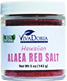 Hawaiian Red Alaea Sea Salt - Fine Grain (5 oz glass jar)