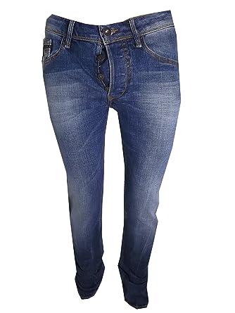 Blue jeans donna fashion Guess Taglia 44 Tonalità Blue jeans scolorito Colore Blue jeans scolorito Tessuto Cotone Denim