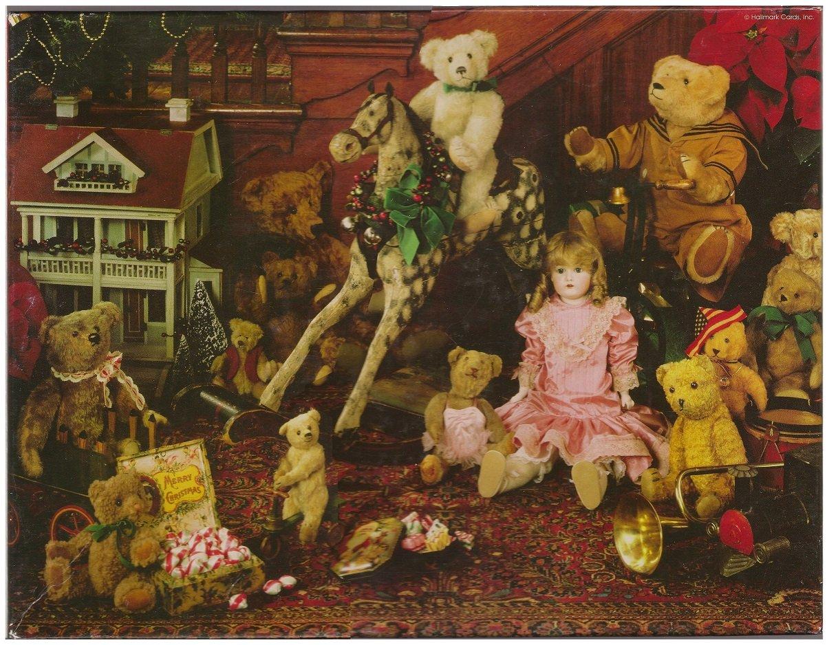 Springbok Treasures of Christmas Past 500 Piece Puzzle