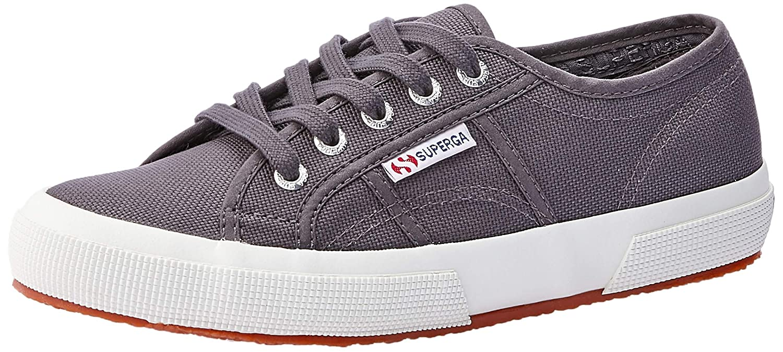 Dark Grey Iron 6.5 W   5 M US Superga 2750 Cotu Classic, Unisex Adults' LowTop Sneaker