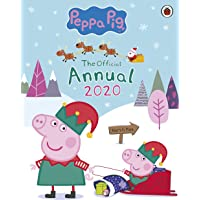 Peppa Pig: The Official Peppa Annual 2020