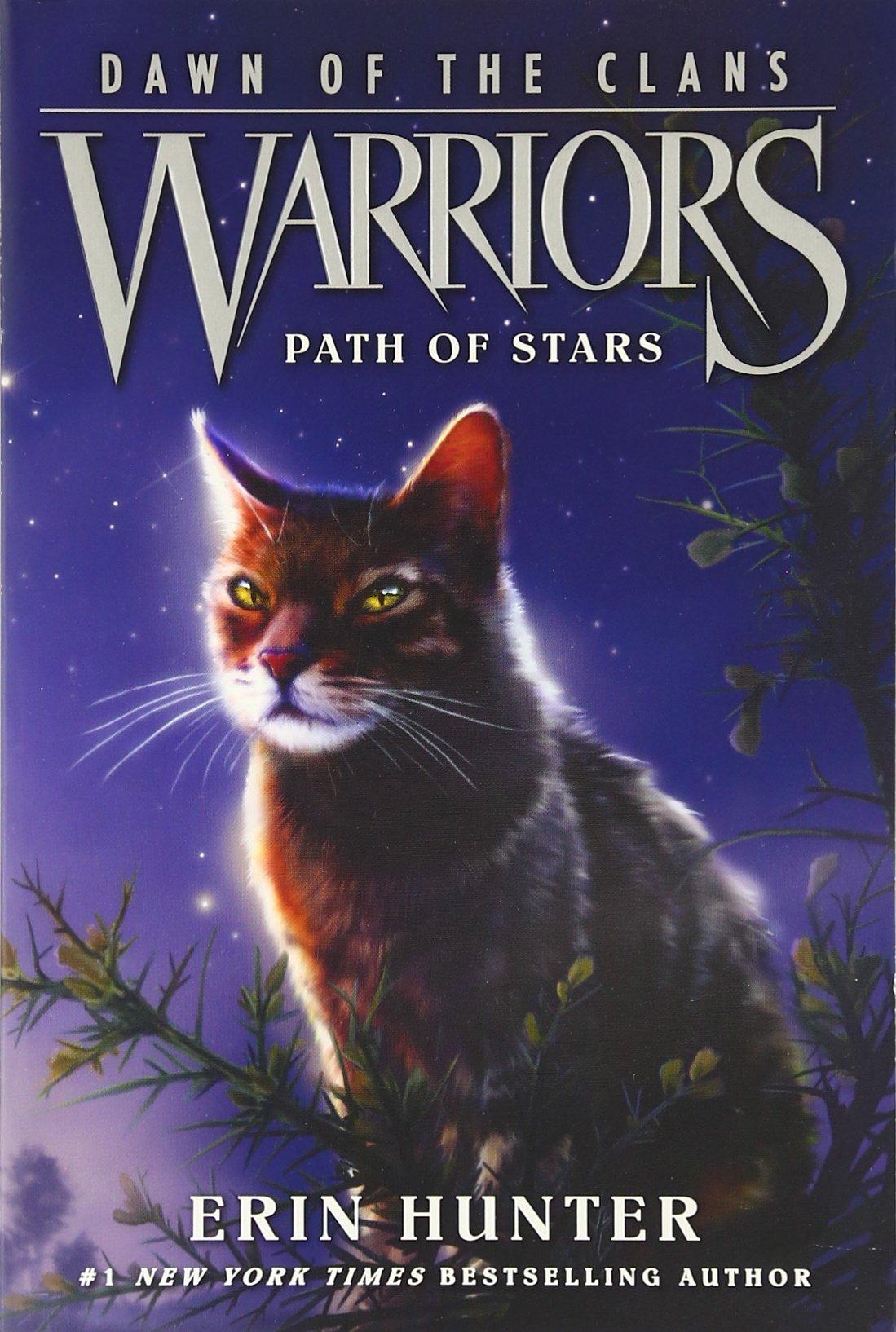Warriors: Dawn Of The Clans #6: Path Of Stars: Erin Hunter, Wayne  Mcloughlin, Allen Douglas: 9780062410047: Amazon: Books