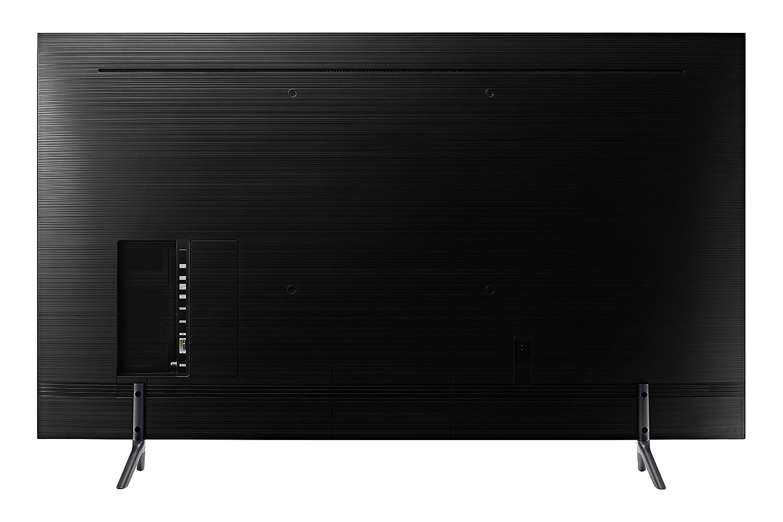 Samsung 43NU7125 - Smart TV 43 4K UHD (Pantalla Slim, Quad Core, One Remote, 3 HDMI, 2 USB), Color Negro (Carbon Black)