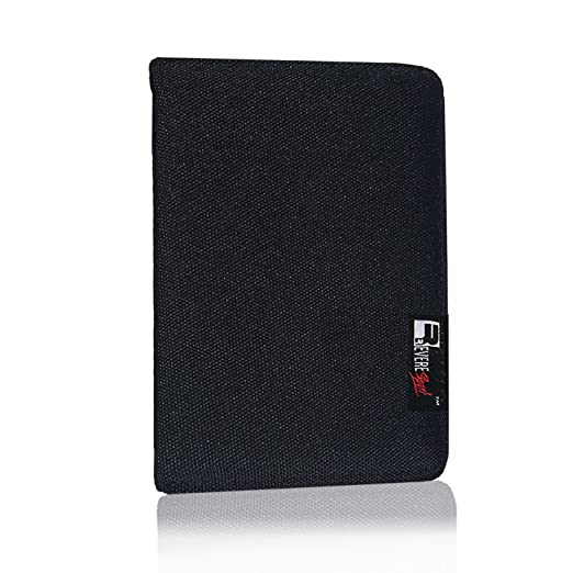 RFID Passport Wallet. Travel Pouch & Credit Card Holder w/ Neck Strap. Safe Case