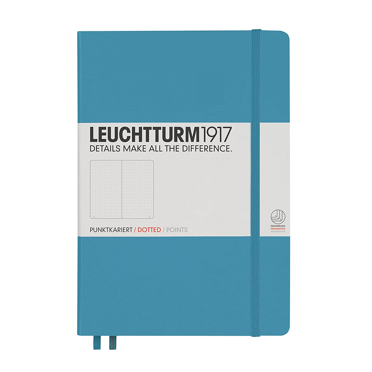 Leuchtturm1917 Bullet Journal - Nordic Blue