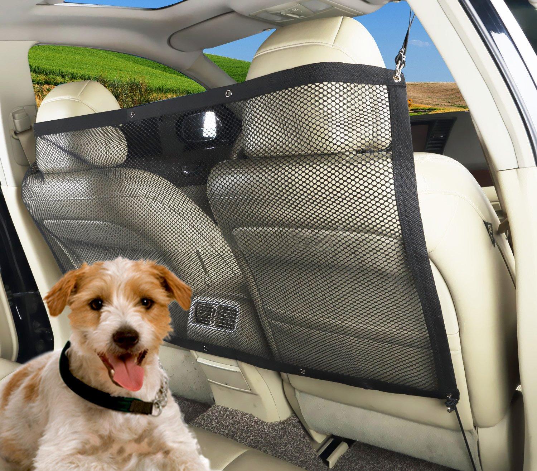 Zone Tech Pet Car Net Barrier – Universal Mesh Vehicle Pet by Zonetech (Image #8)