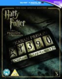 Harry Potter and the Prisoner of Azkaban (2016 Edition) [Includes Digital Download] [Blu-ray] [Region Free]