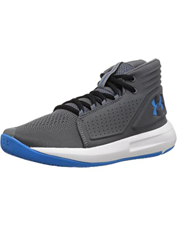 710fa66c3996 Under Armour Boys  Grade School Torch Mid Basketball Shoe