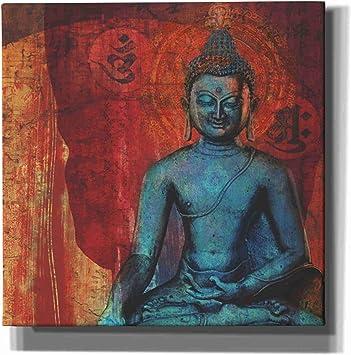 Zen Candles Poster Wall Art Photo Meditation Artwork 12x18 20x30 or 24x36
