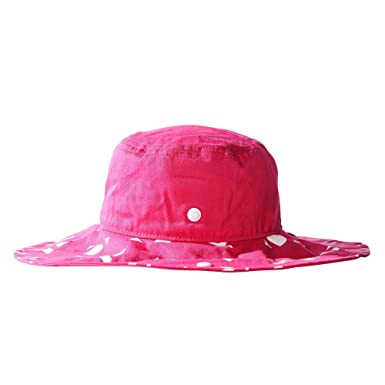 adidas Girls Bucket Hat in Pink - One Size  adidas  Amazon.co.uk ... a87e12b034d