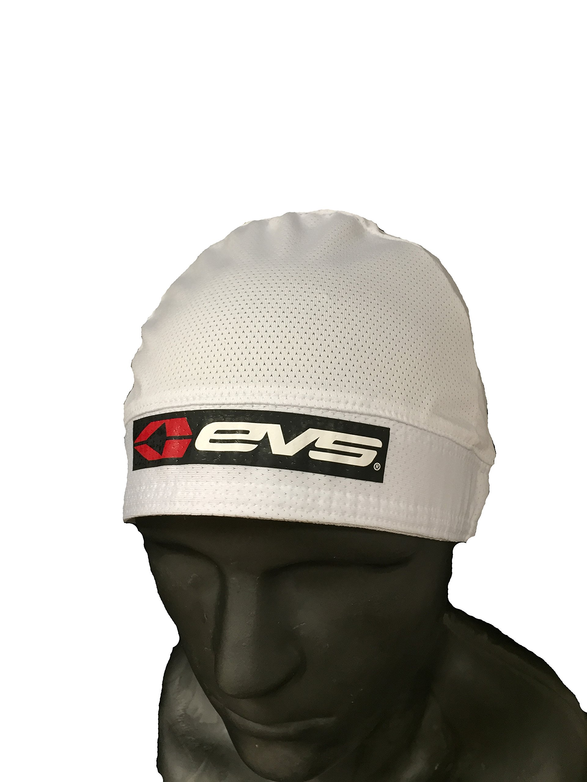 EVS Sports Sweat Beanie 2-Pack [1-Black & 1-White] by EVS Sports